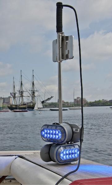 LED Display Pole